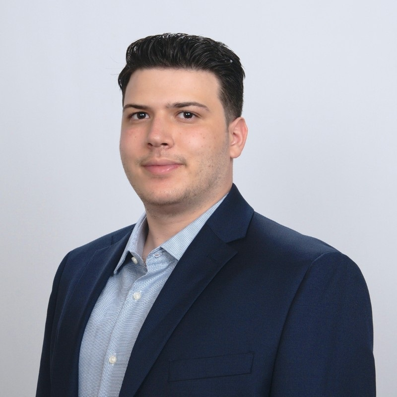 Picture of Sam Halawi, Vice President of Acquisitions & Capital Markets, West, for Liberty Real Estate.