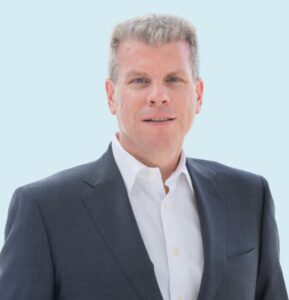 Picture of Michael Flight, CEO of Liberty Real Estate.